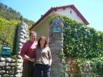 Hazel and Dennis Pitt - owners