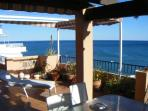 3 bedroomed apartment with massive balcony over looking the sea