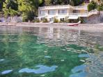 Magnificent villa on the beach in the French Riviera, sleeps 4
