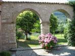 Villa Archi di Poreta