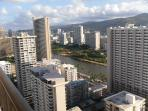 Left View from Lanai