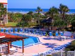 #OceanVillageClubf #C31 Photo Copyright Anne Beach Pool Copyright #Anneflovc