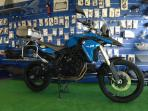 BMW F800 GS to rent for your trip road and off road