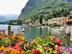 Colourful Como