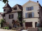 Fleurie, Riverside House