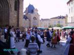 Traditional Summer Festival in St. Junien