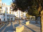 Cafes in Moraira