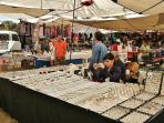 Hunt for bargains or an unusual gift at the street markets in Hisaronu, Fethiye and Calis