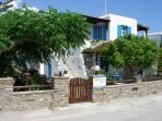 'Studios Petra' Naxos holidays