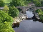 Famous Devils Bridge - 1/2 mile