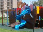 Children's Play Area - fantastic free entertainment for the younger holidamakers!