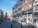 Local Attractions within driving distance (Chester).