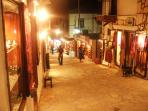 Kalkan by night