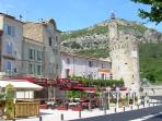 Village of Anduze