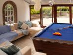The Conservatory / Games Room