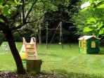 Les enfants adorent la zone de jeux