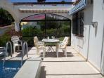 Sun Terrace Dinning Area