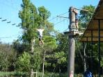 Marquixanes, tree top adventure for all the family