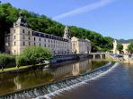 Brantome a very pictures village and great for a day out