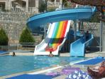 Pool and slides at the club house, very popular with the kids, (and Adults)