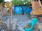 B&B Wild Sardinia cortile
