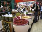Les Halles - Olive Stand