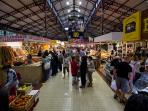 Les Halles - Food Hall in Narbonne (25 mins)