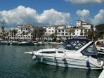 Delightful Puerto de la Duquesa