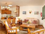Interior 1 bed villa