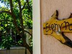 Eirini, villa's name