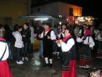 Taste the Local Specialty Dishes and Enjoy theTarantella Dancers at a Local Wine and Food Festival