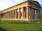 Spectacular Greek Temples at Paestum