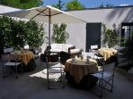 Shared garden / patio