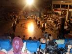 Open air theatre Paralimni Town less than 5 minute dive from apartment