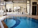 Great indoor heated pool