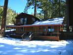 Very Comfortable 4 Bedroom Tahoe Retreat ~ RA862