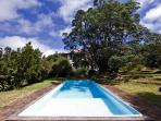 Swimming pool at Quinta das Colmeias