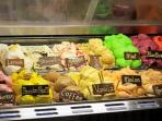 Try one of the great locally made ice creams