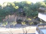 Vista desde una de las terrazas