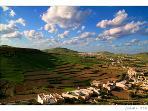 Countryside around Ghasri