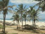 Jardim de Allah - Park - und Strand 5 Minuten von der Ferienwohnung.