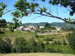le village de Saint Appolinaire de Rias