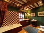 Apartment Village Master Bathroom