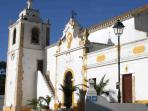 Alvor - Main Church - pre 1755