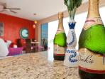 Party time,we had wedding here and top penthouse can host 40 people if you planning  wedding party,