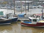 Whitby Marina