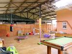 Activity/Games room for everyone