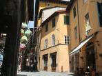 Bar Aristo, a minute's walk from Nel Cielo... di Barga B&B