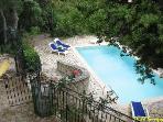 Le Montagné, villa 165m² avec piscine près Avignon