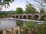 The Bridge in Crickhowell
